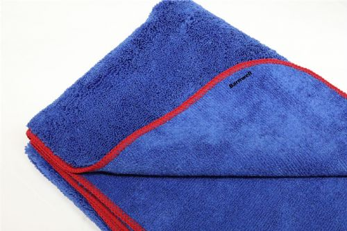 Barnwell Fluffy Blue Drying Towel